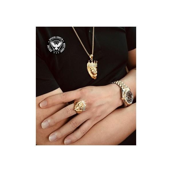 ست مردانه سلطنتی شیر CANADA جواهرات 1,170,000.00 1,170,000.00 1,170,000.00 1,170,000.00