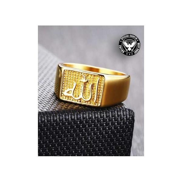 انگشتر مدل الله ( روکش طلا ) CANADA جواهرات 520,000.00 520,000.00 520,000.00 520,000.00