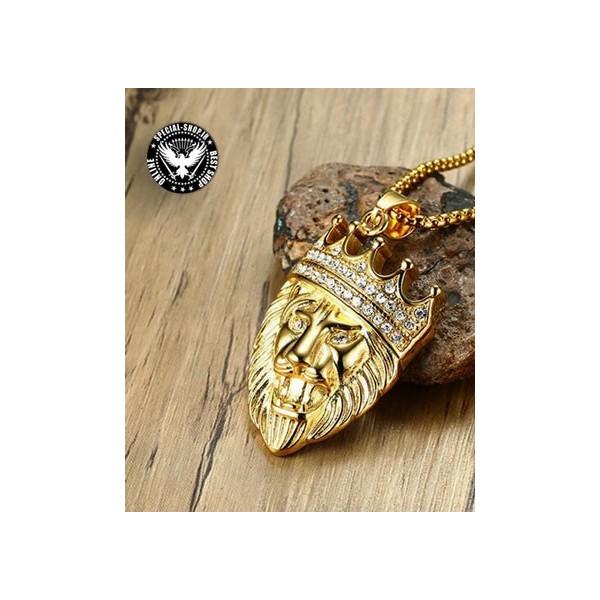 گردنبند سلطنتی و زیبای شیر CANADA جواهرات 620,000.00 620,000.00 620,000.00 620,000.00