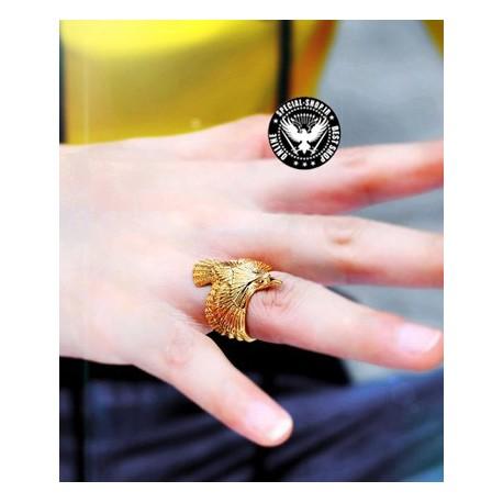 انگشتر پرنده آزادی با روکش طلا جواهرات 580,000.00 580,000.00 580,000.00 580,000.00