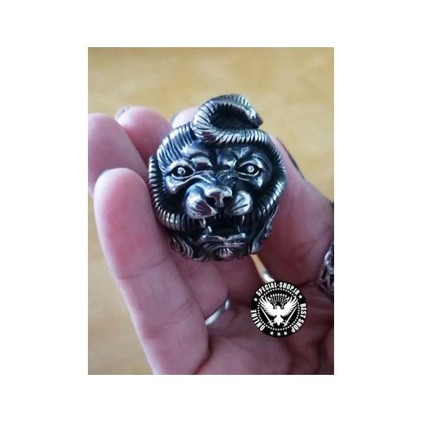 انگشتر مدل شیر و مار SKULL RING جواهرات 180,000.00 180,000.00 180,000.00 180,000.00