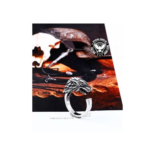 انگشتر فوق العاده گرگ WOLF جواهرات 300,000.00 300,000.00 300,000.00 300,000.00