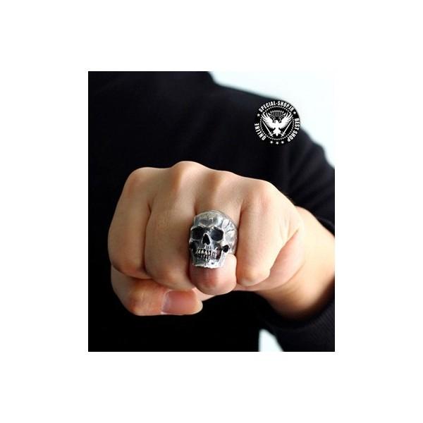 انگشتر مدل R91 SKULL RING جواهرات 180,000.00 180,000.00 180,000.00 180,000.00