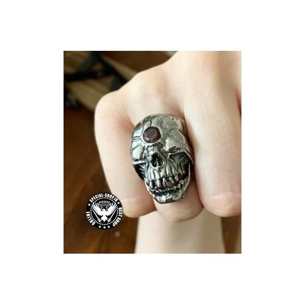 انگشتر مدل Q20 SKULL RING جواهرات 300,000.00 300,000.00 300,000.00 300,000.00