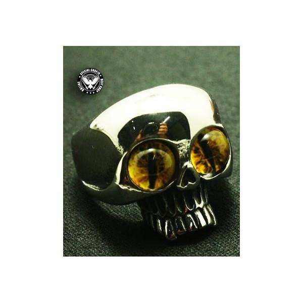 انگشتر مدل SKL400-Y SKULL RING جواهرات 330,000.00 330,000.00 330,000.00 330,000.00