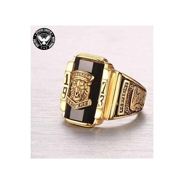 انگشتر کالج روکش طلا کانادایی مدل K18 ( دارای کلیپ تصویری ) CANADA جواهرات 620,000.00 620,000.00 620,000.00 620,000.00