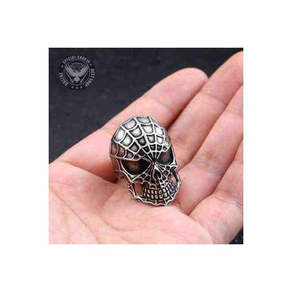 انگشتر اسپایدر SKULL RING جواهرات 180,000.00 180,000.00 180,000.00 180,000.00